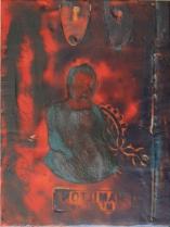 Encaustic Dagguereotype Paintings-Linda Lenart McNulty