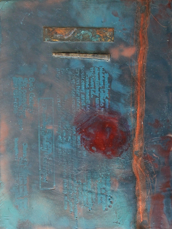 Encaustic Dagguereotype Paintings-Linda Lenart McNulty