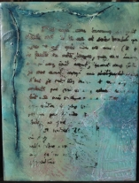 Encaustic Journal-Linda Lenart McNulty