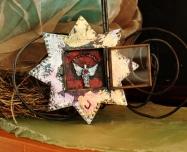 Linda Lenart McNulty-Encaustic Shrine-Angel Star III (800x653)