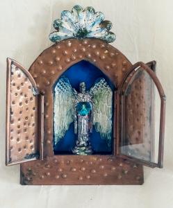 Linda Lenart McNulty-Encaustic Shrine II (663x800)