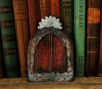 Linda Lenart McNulty-Encaustic Shrine St. with Fire III (800x705) (2)