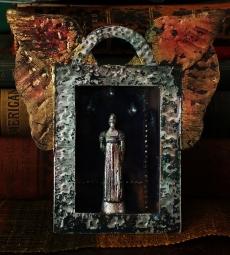 Linda Lenart McNulty-Crying Saint Shrine II (721x800)